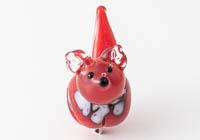 Lampwork Fox Bead