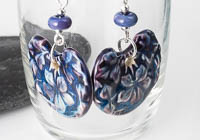 Ceramic Flowery Earrings alternative view 2
