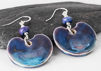 Ceramic Flowery Earrings alternative view 1