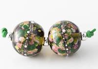 Spring Lampwork Beads