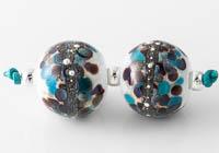Autumn Lampwork Beads