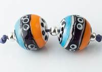 Graphics Lampwork Beads