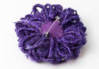 Beaded Flower Brooch alternative view 1