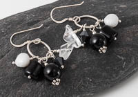 """Moonlight"" Earrings alternative view 1"