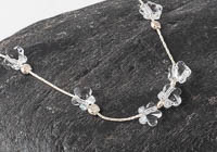 Daisy Swarovski Crystal Necklace