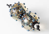 Dichroic Lampwork Beads alternative view 2