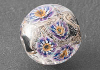 Lampwork Flowery Bead alternative view 1